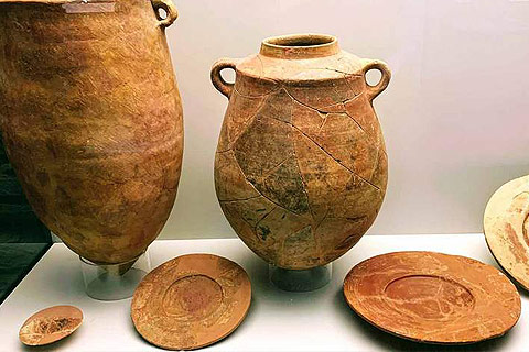 Monuments - Arab Pottery, Almunecar - Spain