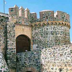 Monuments - San Miguel Castle, Almunecar - Spain