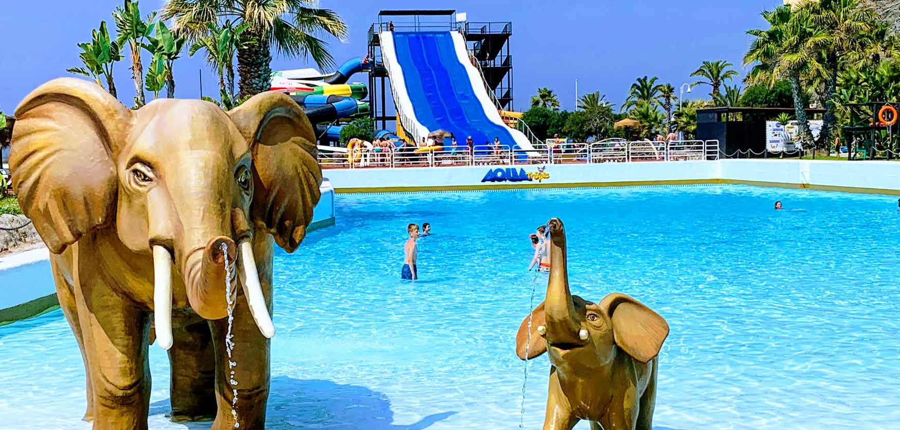Aqua Tropic - Waterpark in Almuñécar
