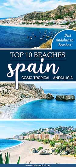 Best Costa Tropical Beaches- Andalucía - Spain