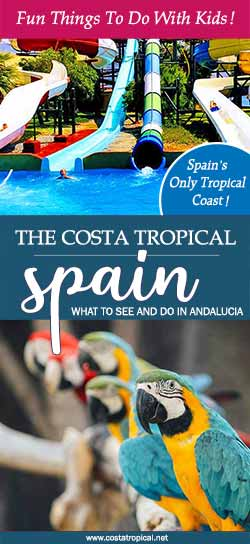 Top Things To Do with KIDS - Costa Tropical- Andalucía - Spain