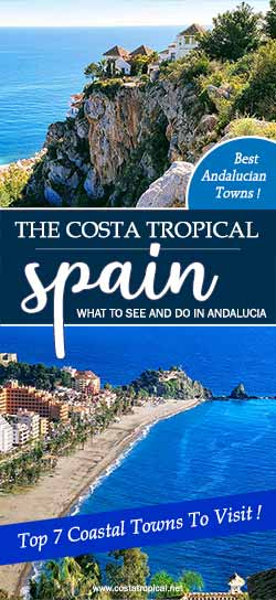 Best Costa Tropical Coastal Towns Andalucía - Spain