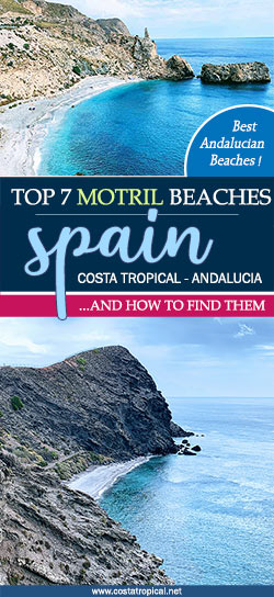 Best 7 Motril Beaches in Andalucía - Spain's Only Tropical Coast